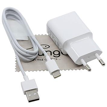 Cargador para Xiaomi MDY-08-EO Original 2 A 1 m para Xiaomi ...