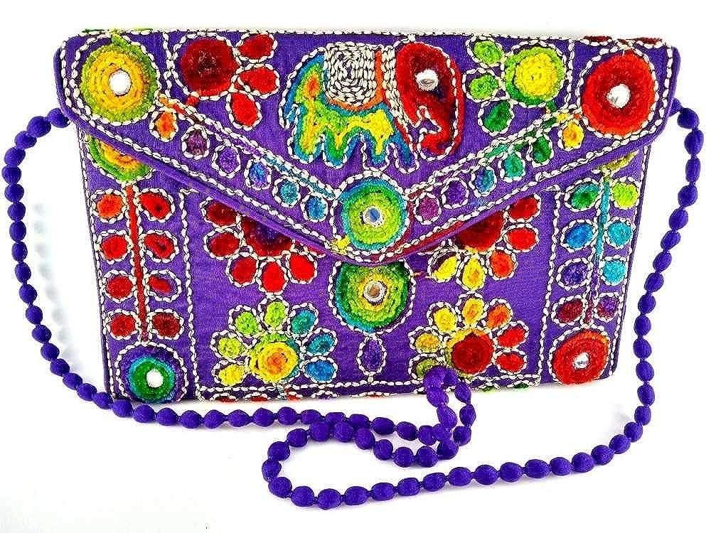 91 Indian clutch bag wholesale 50 pc lot bulk Vintage Hand Bag Traditional Bridal clutch beaded shoulder bag potli pouch Hand Bag purses Women purse T
