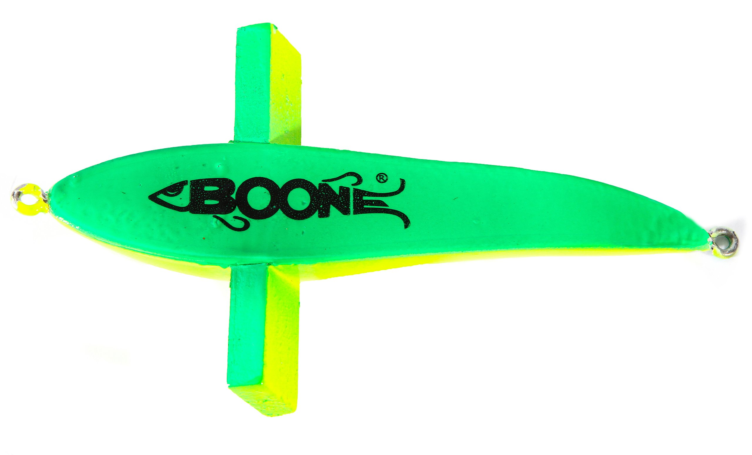 Boone Baby Bird Unrigged Teaser, Dolphin, 4 1/2-Inch by Boone