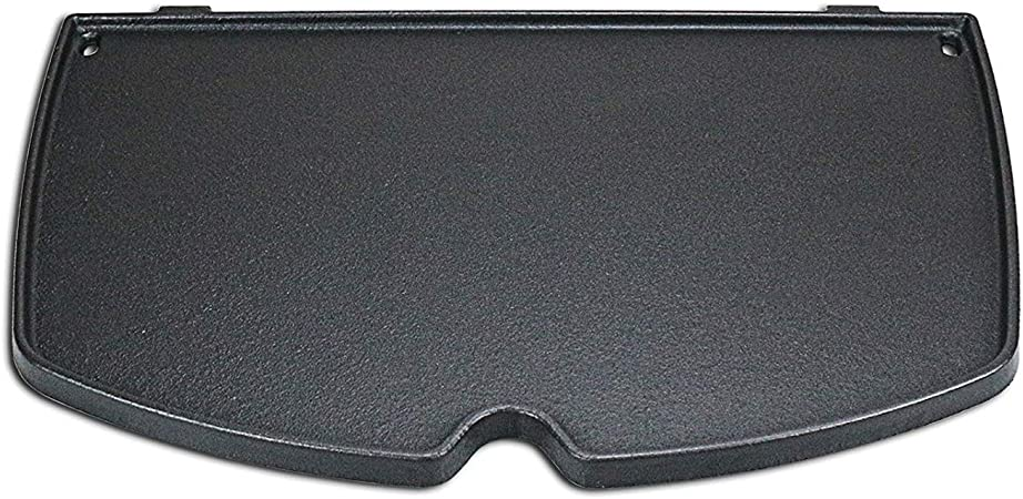 6558 Cast Iron Griddle Accessories Weber Q100,Q1000 Series Other Gas Grill Durab