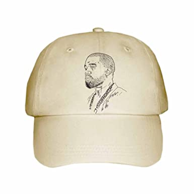 985cf735 Kanye West Yeezus Cap/Hat (Unisex) (Khaki) at Amazon Men's Clothing ...