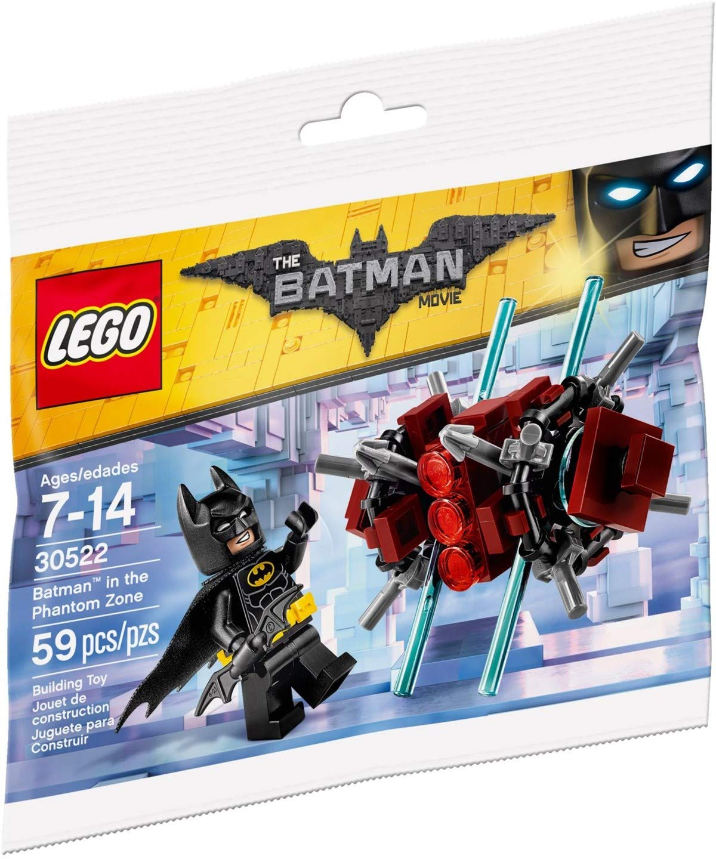 LEGO Batman in the Phantom Zone Polybag 30522 - 59pcs The LEGO Batman Movie Theme 2017