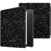 Capa para Kindle Oasis 2 - FIT, leve, fecho magnético (Constelação)