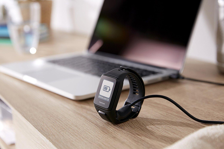 48a4acf226c Relógio com GPS TomTom Spark 3 Cardio- Music e Fone Preto Small   Amazon.com.br  Eletrônicos