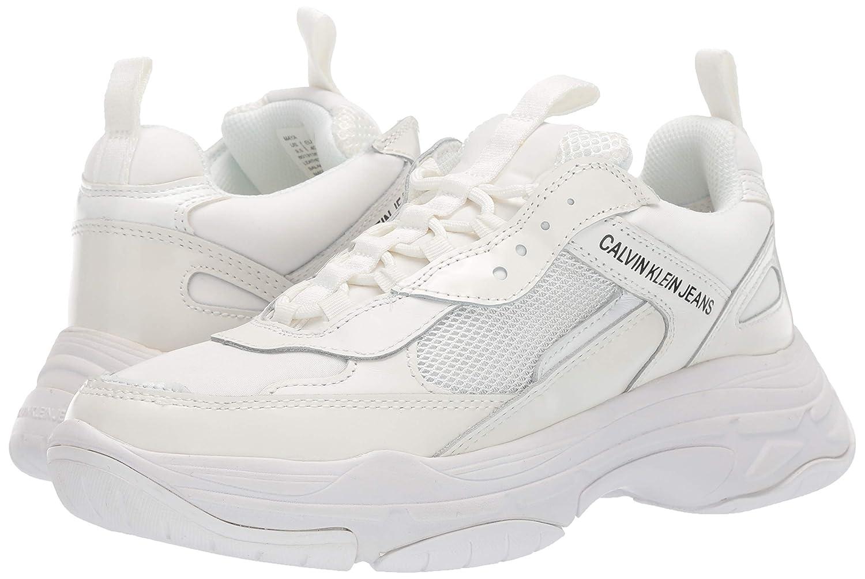 Calvin Klein Jeans Maya Mesh Damen Sneaker Schwarz