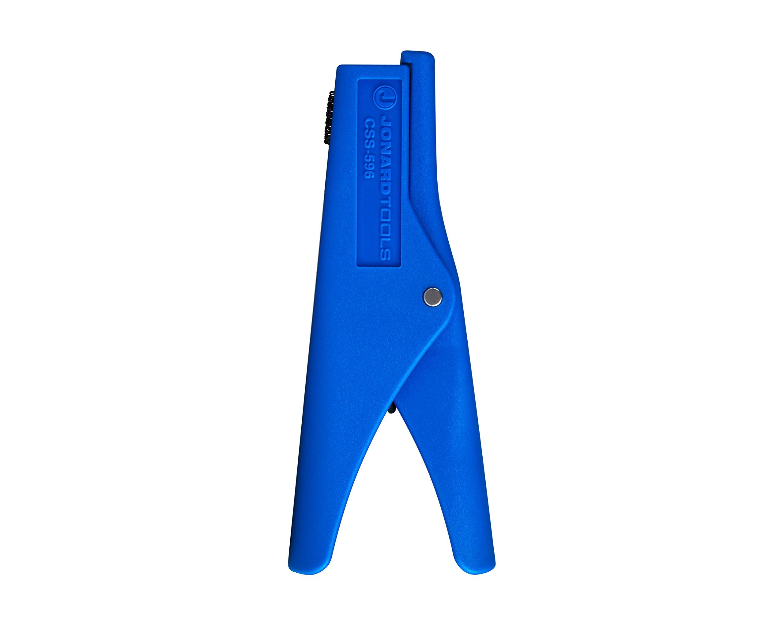 Jonard Tools CSS-596 Coax Stub End Stripper (RG59/RG6)