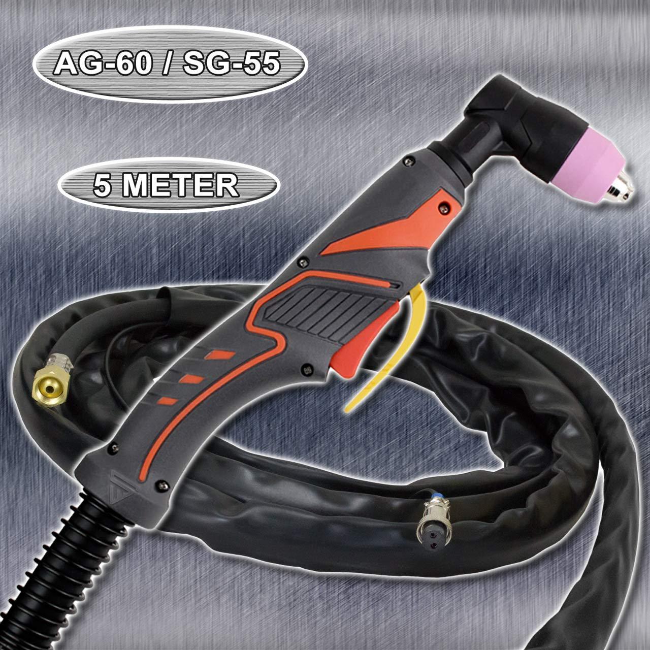 garantie 5 ans STAHLWERK Heller CUT 40 ST IGBT Plasma avec 40 amp/ères jusqu/à 10 mm de puissance de coupe pour t/ôle laqu/ée /& coulissante