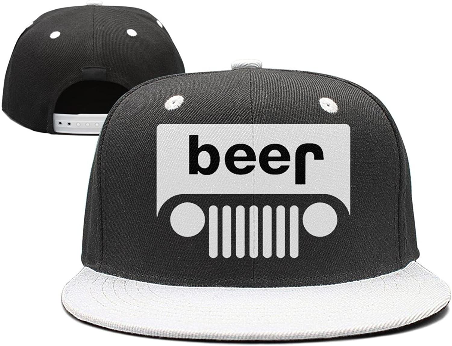 Coolhat Womens Mens Adult Beer Drinking Wool Adjustable Sun Cap