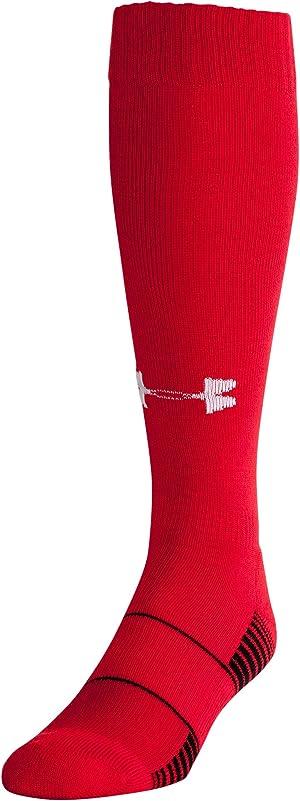 Under Armour Adult Team Over-The-Calf Socks, 1-Pair