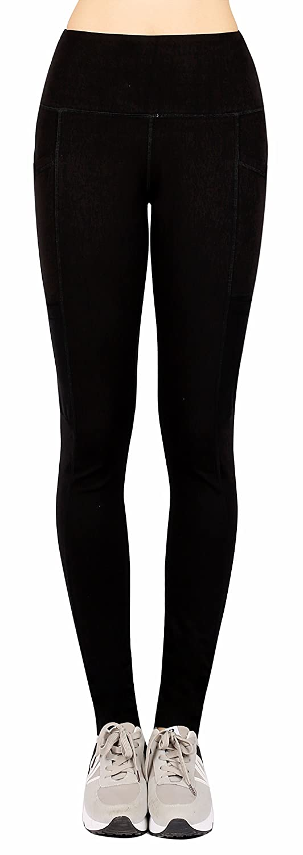 97546cfa69 Amazon.com: Sugar Pocket Women's Workout Leggings Running Tights Yoga Pants:  Clothing
