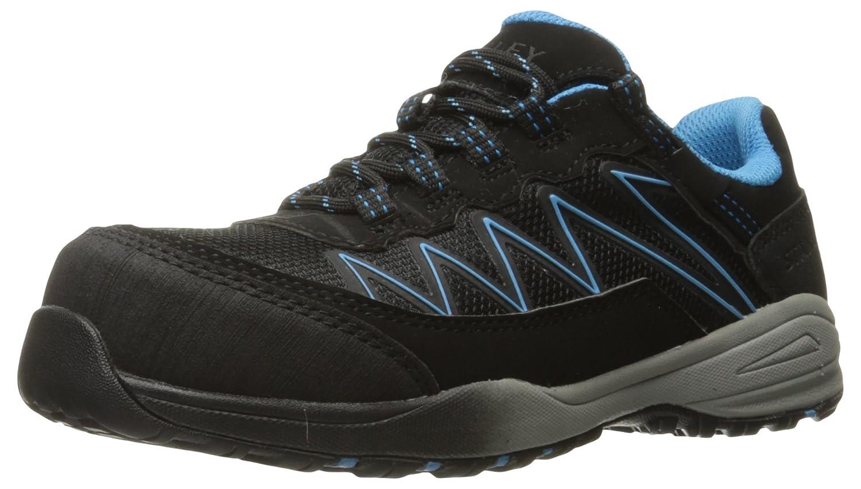 Stanley Women's Breeze Low Comp Toe Industrial Boot B06XKCFWLY 9 D US|Black