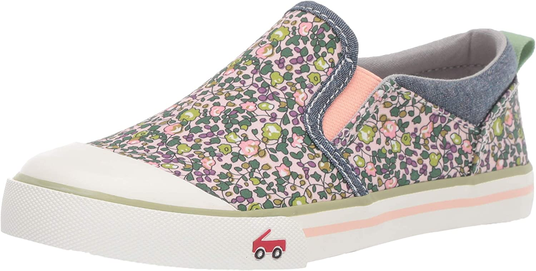 See Kai Run Baby Girl's Italya Sneaker