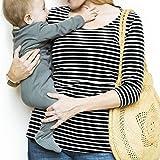 TiTCool Women's Nursing Tee Clothes Breastfeeding