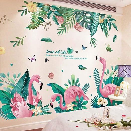 Murales pared Pegatina Sticker flores set