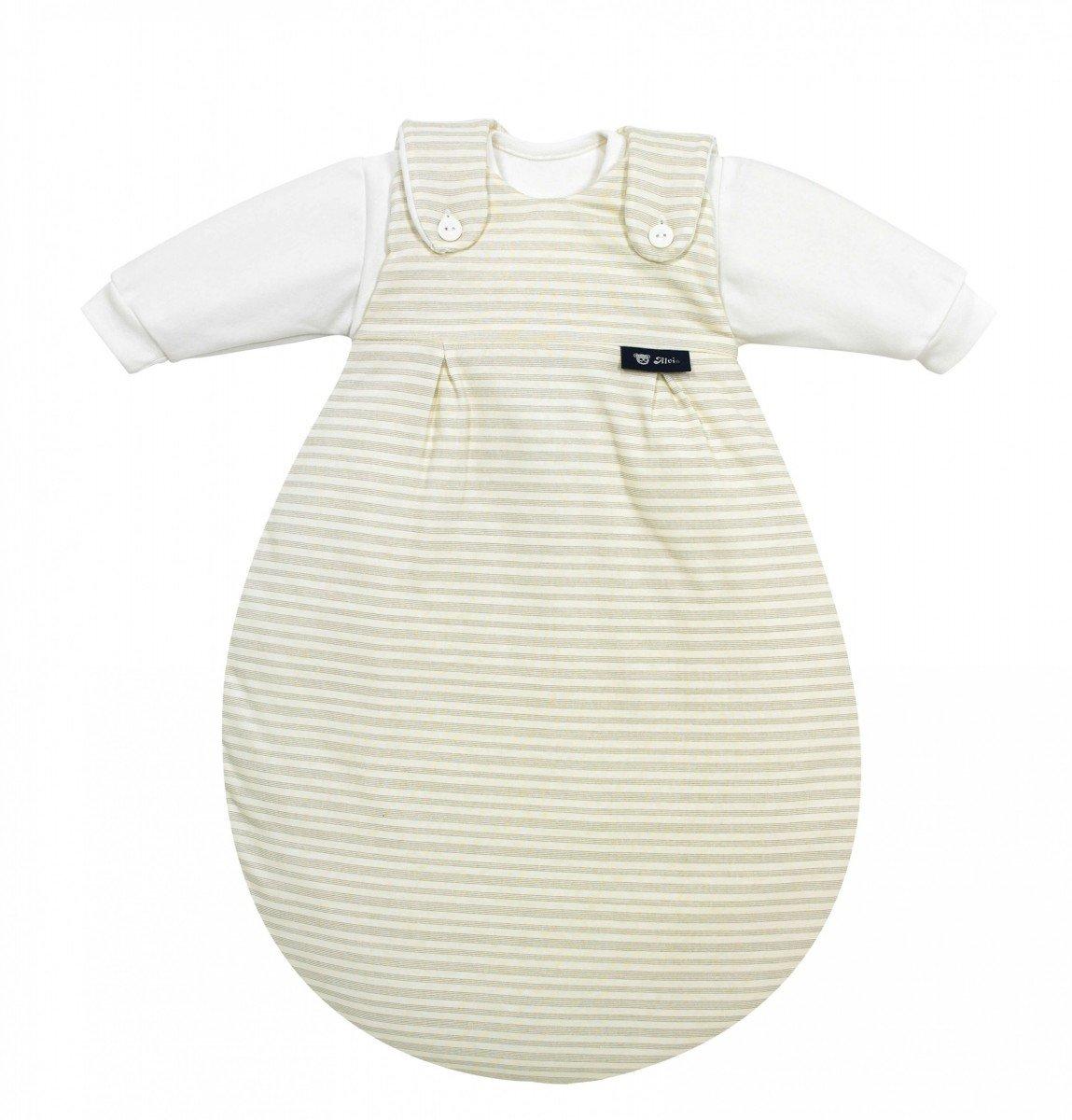Alvi 423601056 Baby Mäxchen, 3 - teilig, Streifen beige