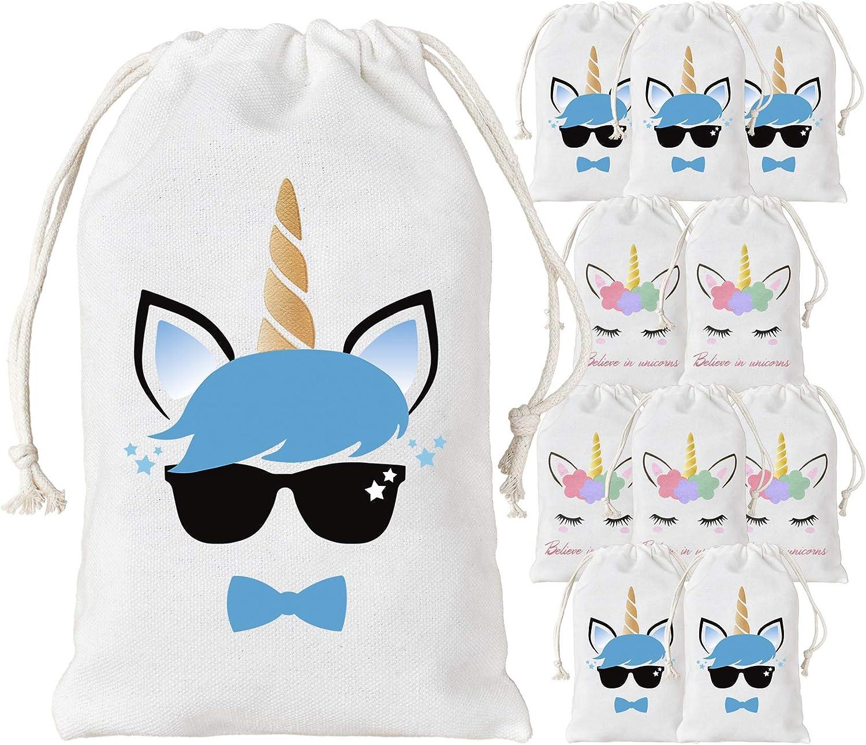 Unicorn favor bags