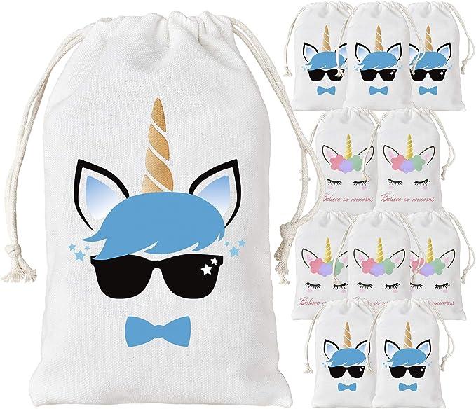 1 x Bendy Animal Bracelet ...7 Designs Unicorn+ Party Bags Gifts