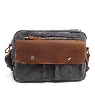 YanFa bag Nuovo, retrò, tendenza, personalità, borsa a tracolla, B0016