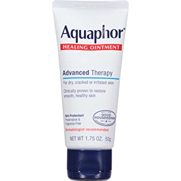Amazoncom Aquaphor Advanced Therapy Healing Ointment Skin
