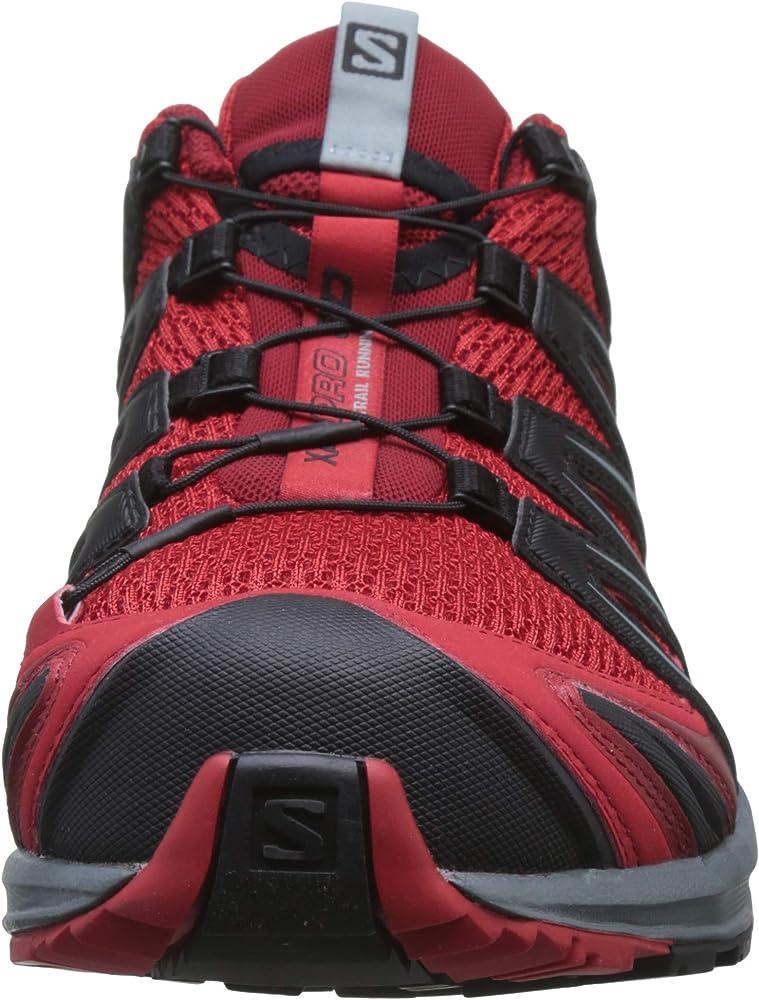 SALOMON XA Pro 3D, Zapatillas de Senderismo para Hombre: Amazon.es: Zapatos y complementos