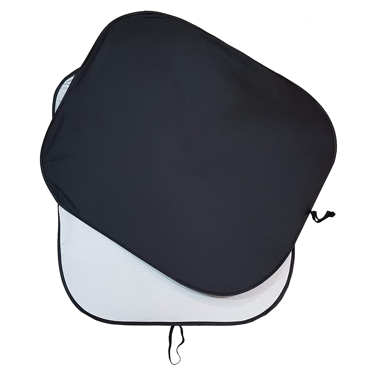 210T Fabric in The Market for Maximum UV and Sun Protection Foldable Sunshade for car Windshield Will Keep Your car Cooler- Windshield Sunshade Windshield Sun Shade Large