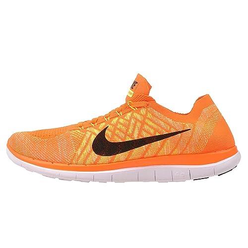 06390c516ed97 Nike - Zapatillas de Running de Material Sintético para Hombre Naranja  Naranja
