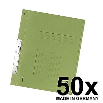 FALKEN pendular - Archivador colgante (reciclado de cartón, color verde: Amazon.es: Oficina y papelería