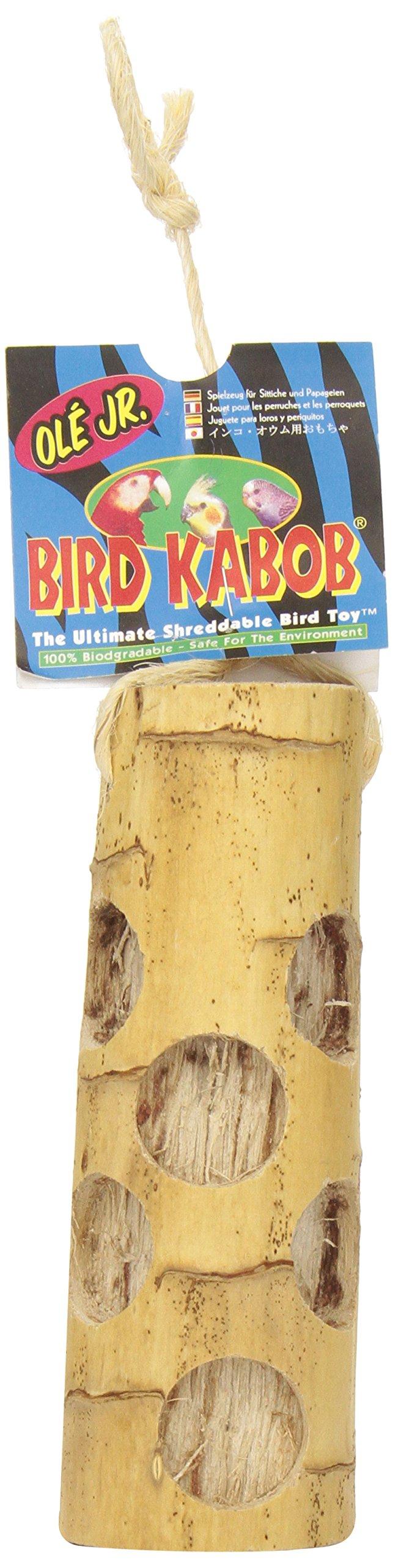 Wesco Ole Jr. Bird Kabob Toy, Small