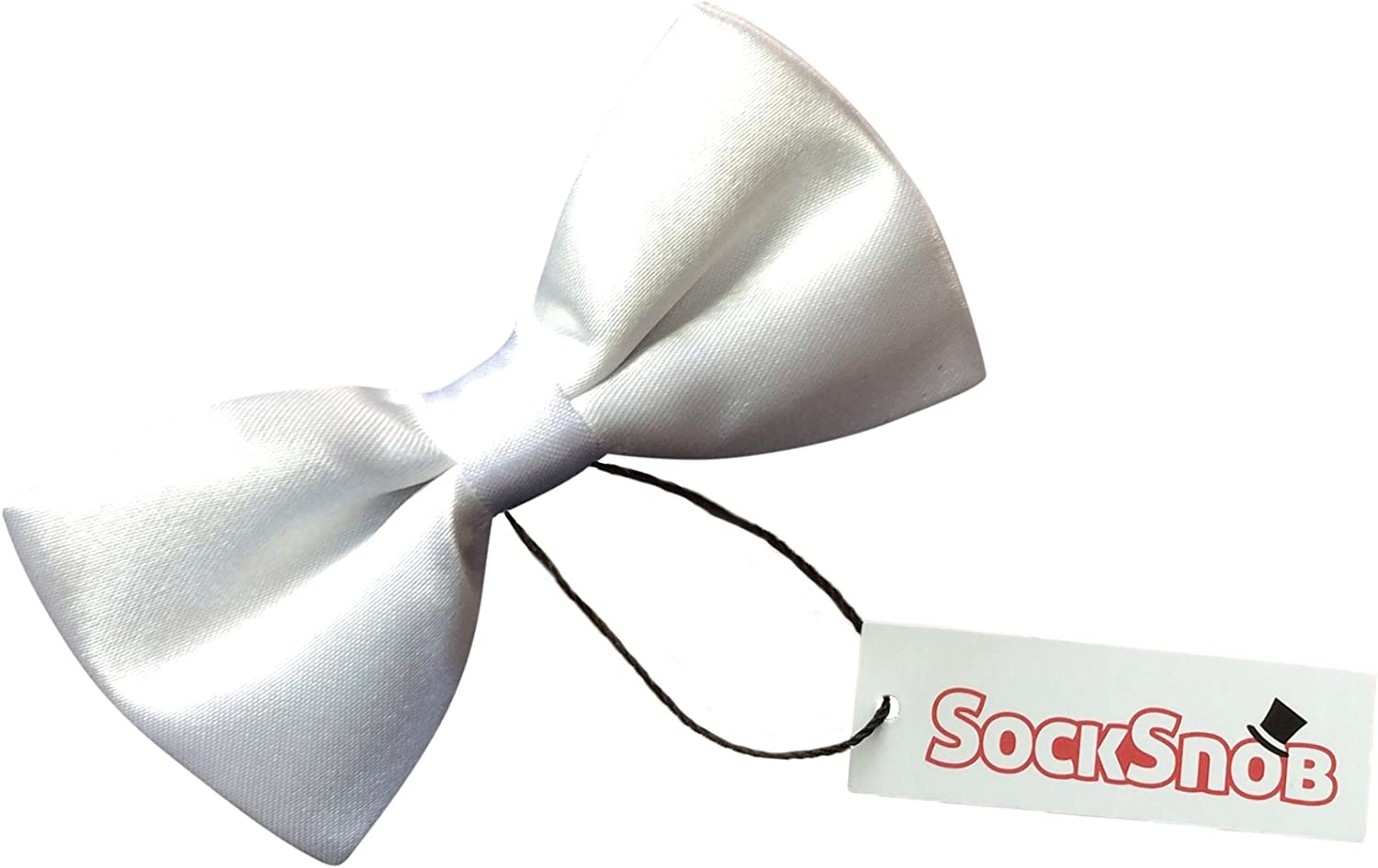 Boys Adjustable Satin Bow Tie One size 3-10 years