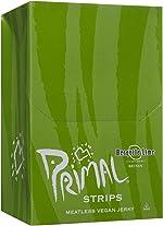 Primal Spirit Mesquite Lime Meatless Jerky, 1 oz, 24ct