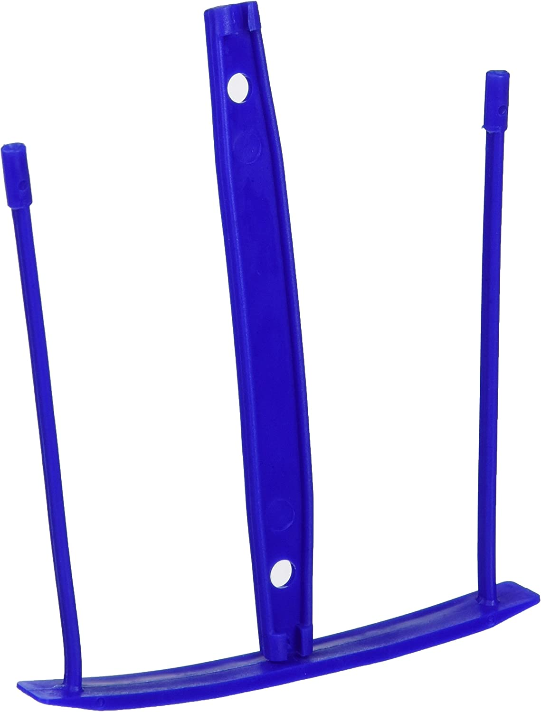 Q-Connect KF02282 E-Clip 100 St/ück blau