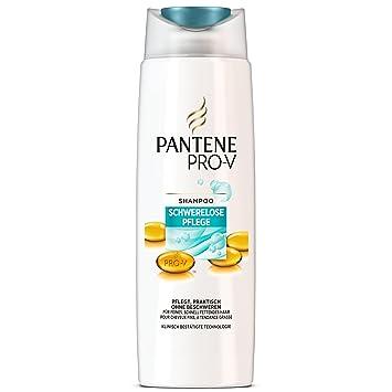 Pantene Pro V Shampoo Schwerelose Pflege Für Feines Haar 6er Pack