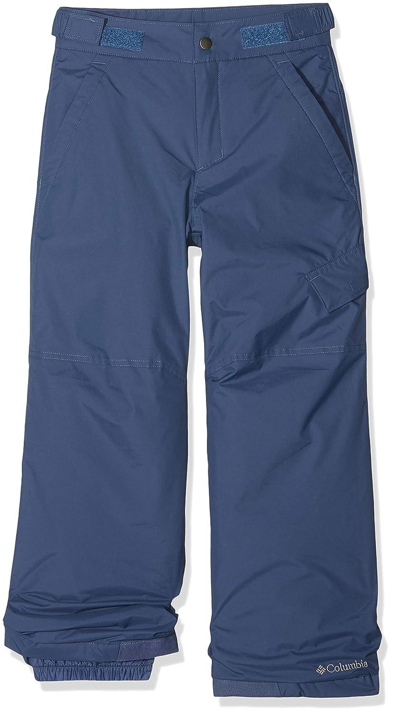 Columbia Big Boy's Ice Slope II Pant Outerwear, Dark Mountain, M 1523671