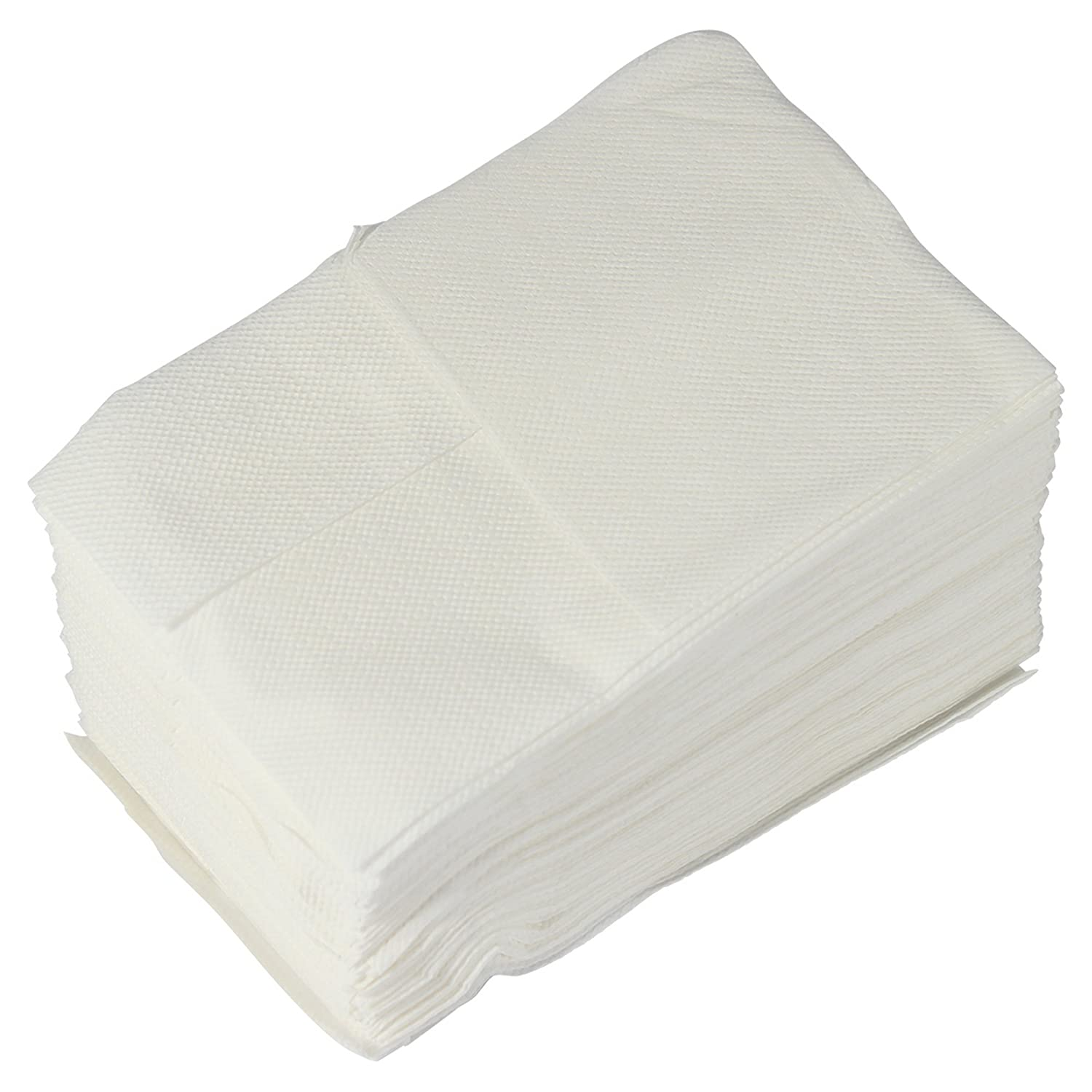 West5Products 1 Packet of 100 20x20cm Paper Napkins for Napkin Dispenser
