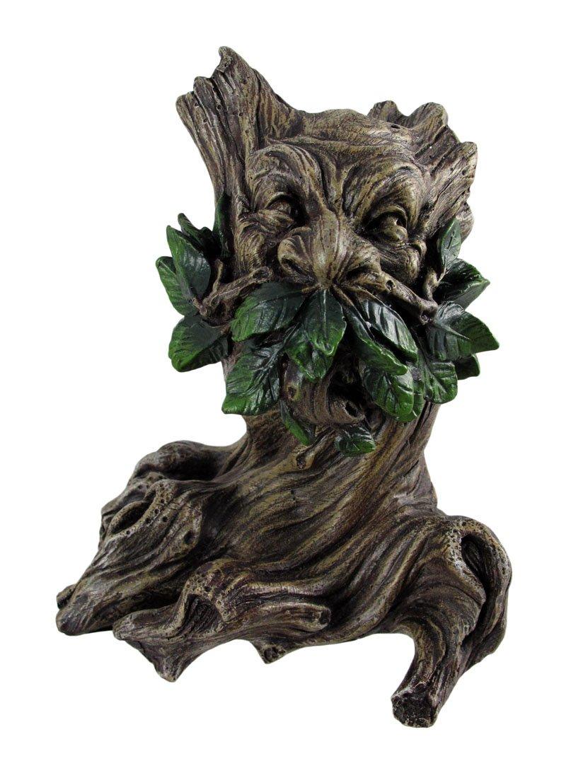 Beautiful Green Man Greenman Decorative Bookends Tree Man Things2Die4