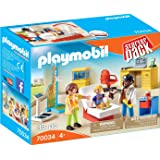 PLAYMOBIL 70034 StarterPack Pediatrician's Office,Colourful