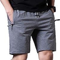 HUATING Pantalones Cortos para Hombre Pantalones Cortos Deportivos para Hombre Pantalones de Hombre Pantalones Cortos de…
