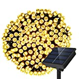 Amazon Price History for:Dolucky Solar String Lights 200 Led String Lighting Outdoor Solar Patio Lights