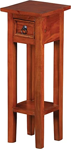 Sterling Sutter Mahogany End Table
