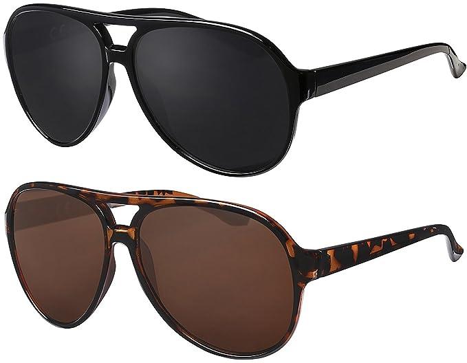 La Optica Gafas de sol - para hombre Marrón Doppelpack ...