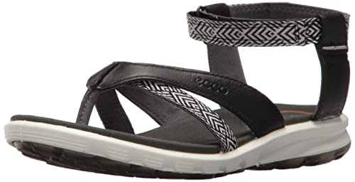 8186c93fa53a Ecco Women s Cruise Fitness Sandals  Amazon.co.uk  Shoes   Bags
