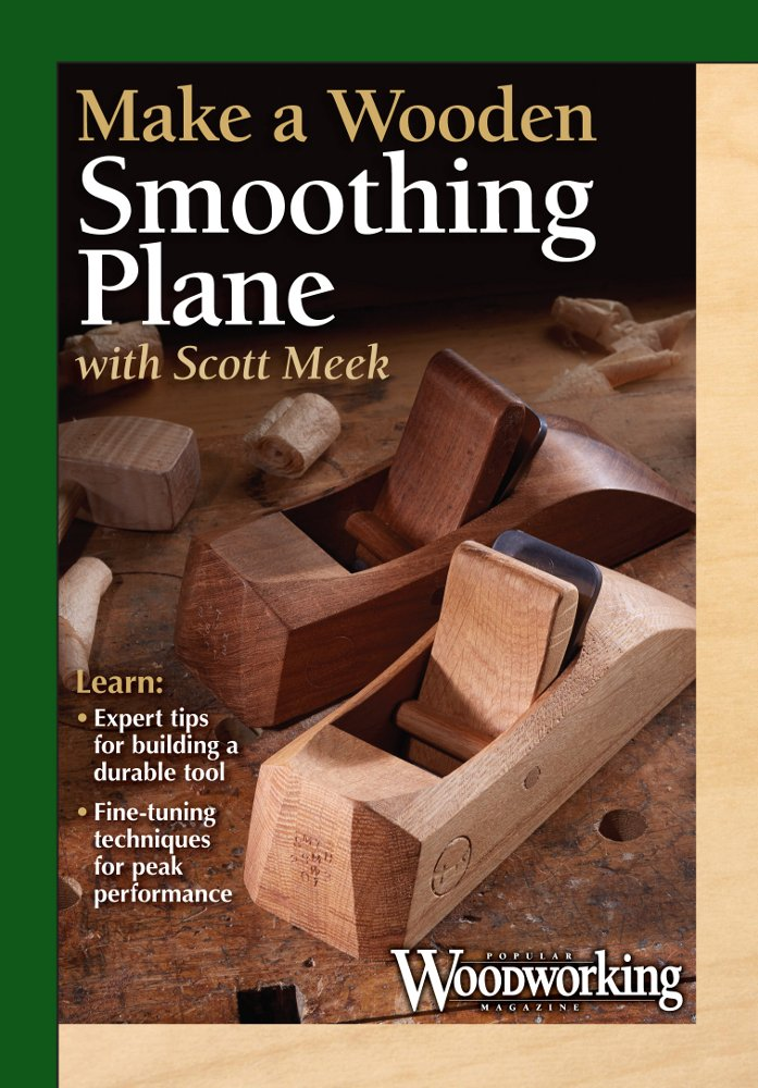 Amazoncom Making A Wooden Smoothing Plane Scott Meek Movies Tv