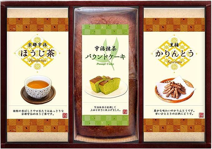 宇治抹茶 / パウンドケーキ詰合せ ( PCH-25 )