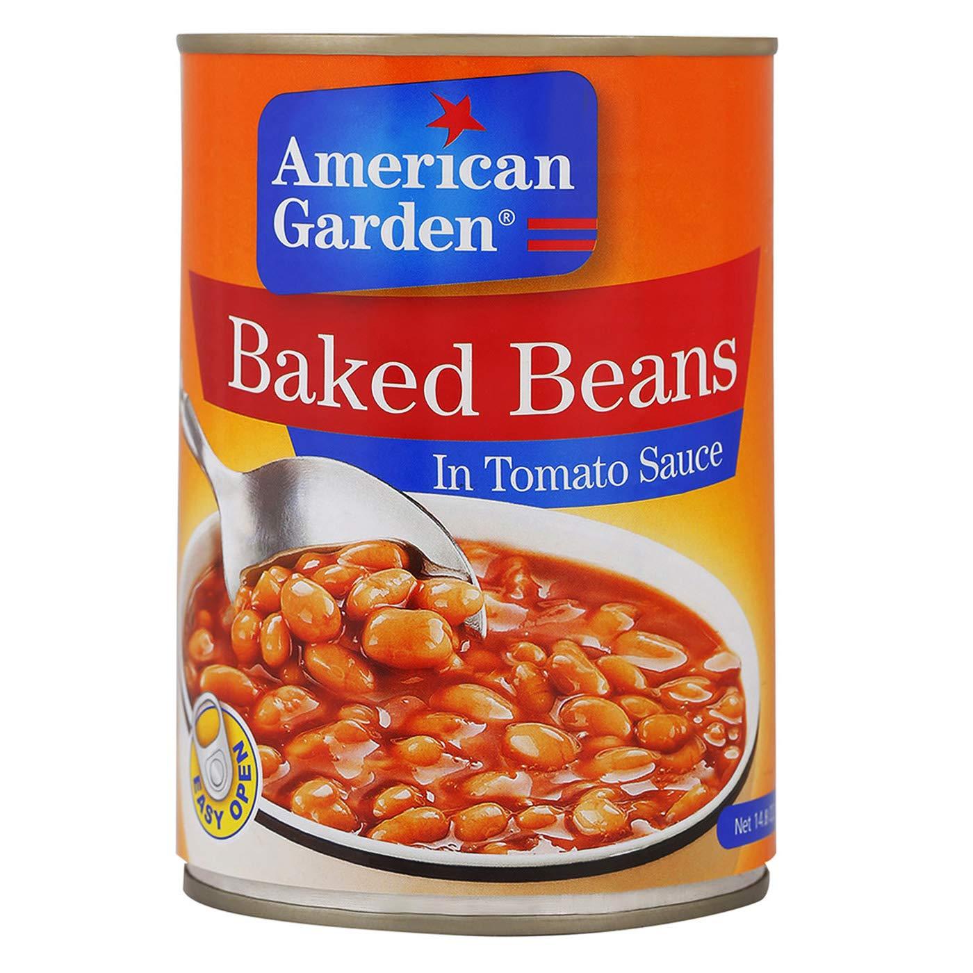 American Garden Baked Beans 420g Amazon In Grocery Gourmet Foods