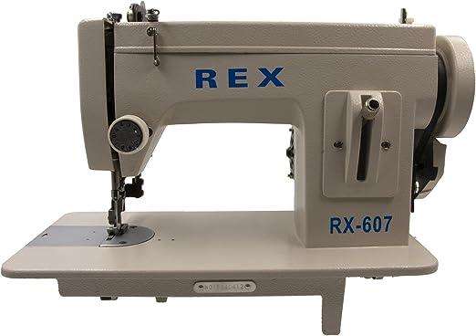 Máquina de coser portátil para caminar REX: Amazon.es: Hogar