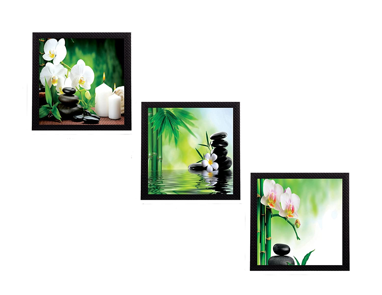 eCraftIndia Satin Matt Art Painting (Set Of 3) discount deal