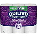 54-Pack (3 x 18-Count) Quilted Northern Ultra Plush Toilet Paper Mega Roll