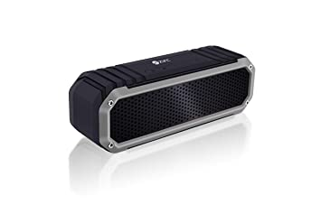 Zync Bolt IPX10 Portable Bluetooth Speakers with Water-Resistant, Hands-Free  Wireless MP10 Music Player for Outdoor Activity