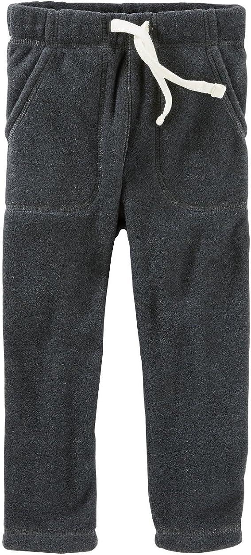 OshKosh BGosh Baby Boys MVP Fleece Pants Gray 6 Months