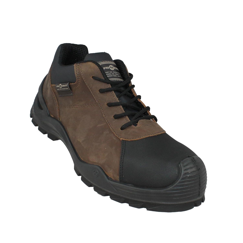 Aimont Artis S3 Src Chaussures De Travail Chaussures Berufsschuhe Businessschuhe Chaussures Marron - Marron - Marron, 39